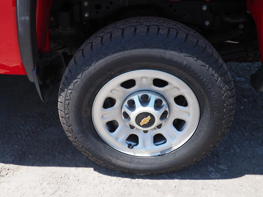 2017 Chevrolet Silverado 3500 Double Cab 4x4, Pickup #P5013B - photo 16