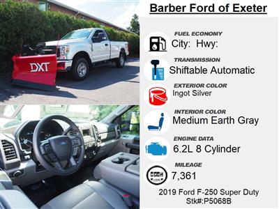 2019 Ford F-250 Regular Cab 4x4, Pickup #P5068B - photo 4
