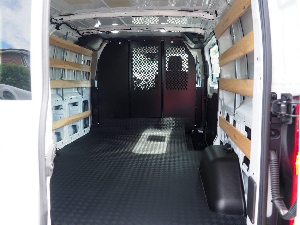 2019 Ford Transit 250 Low Roof RWD, Empty Cargo Van #P5074B - photo 2