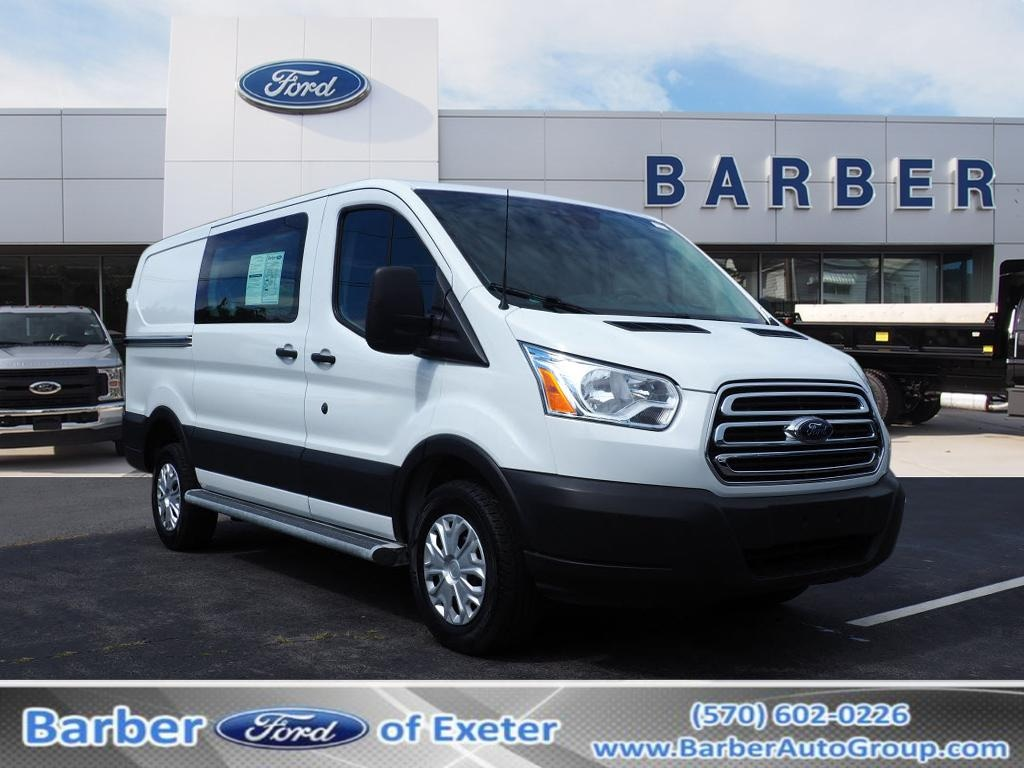 2019 Ford Transit 250 Low Roof RWD, Empty Cargo Van #P5074B - photo 1