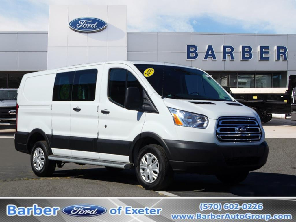 2019 Ford Transit 250 Low Roof RWD, Empty Cargo Van #P5086B - photo 1