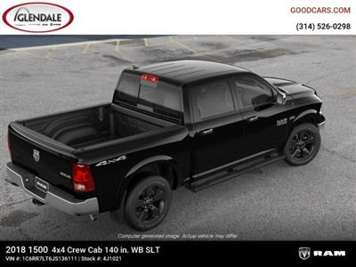 2018 Ram 1500 Crew Cab 4x4,  Pickup #4J1021 - photo 9