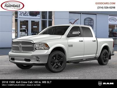 2018 Ram 1500 Crew Cab 4x4,  Pickup #4J1043 - photo 1