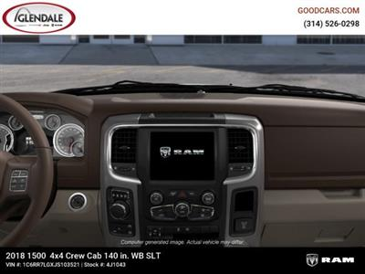 2018 Ram 1500 Crew Cab 4x4,  Pickup #4J1043 - photo 13