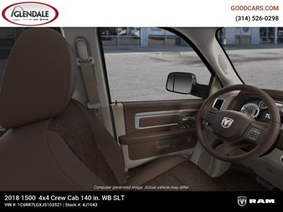 2018 Ram 1500 Crew Cab 4x4,  Pickup #4J1043 - photo 18