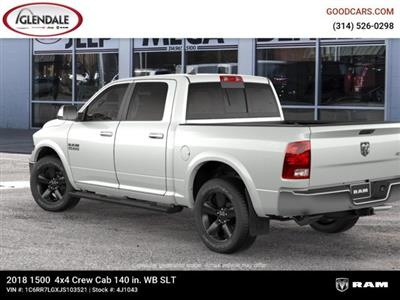 2018 Ram 1500 Crew Cab 4x4,  Pickup #4J1043 - photo 6