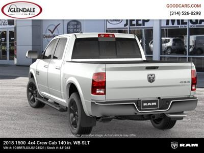 2018 Ram 1500 Crew Cab 4x4,  Pickup #4J1043 - photo 2