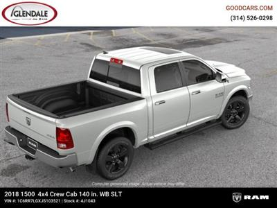 2018 Ram 1500 Crew Cab 4x4,  Pickup #4J1043 - photo 9