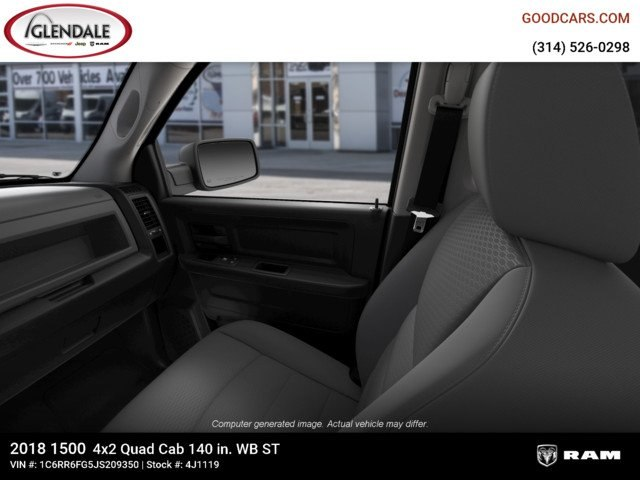 2018 Ram 1500 Quad Cab 4x2,  Pickup #4J1119 - photo 17