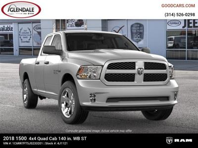 2018 Ram 1500 Quad Cab 4x4,  Pickup #4J1121 - photo 12