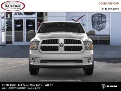 2018 Ram 1500 Quad Cab 4x4,  Pickup #4J1121 - photo 3