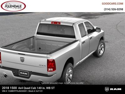 2018 Ram 1500 Quad Cab 4x4,  Pickup #4J1121 - photo 8