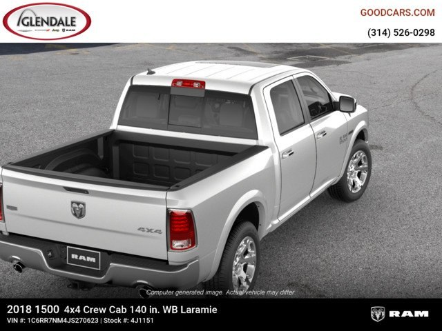 2018 Ram 1500 Crew Cab 4x4,  Pickup #4J1151 - photo 8