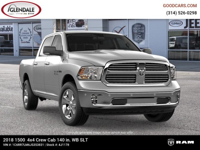 2018 Ram 1500 Crew Cab 4x4,  Pickup #4J1178 - photo 12