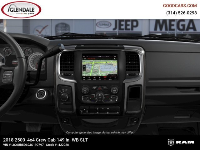 2018 Ram 2500 Crew Cab 4x4,  Pickup #4J2028 - photo 13