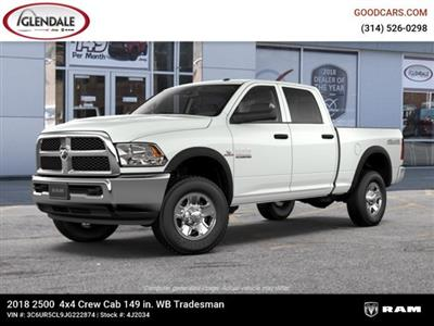 2018 Ram 2500 Crew Cab 4x4,  Pickup #4J2034 - photo 1