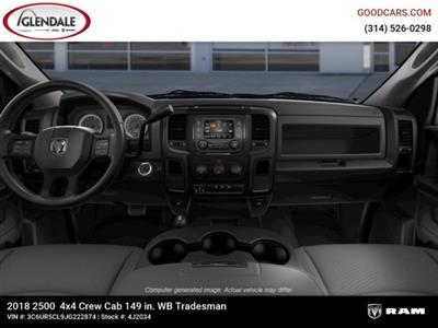 2018 Ram 2500 Crew Cab 4x4,  Pickup #4J2034 - photo 14