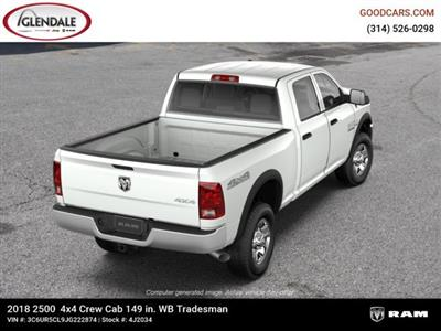 2018 Ram 2500 Crew Cab 4x4,  Pickup #4J2034 - photo 8