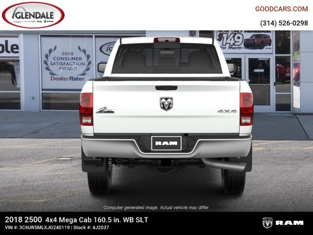2018 Ram 2500 Mega Cab 4x4,  Pickup #4J2037 - photo 7