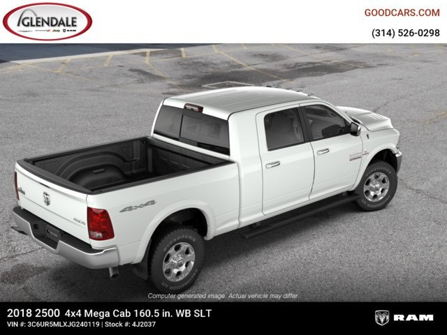 2018 Ram 2500 Mega Cab 4x4,  Pickup #4J2037 - photo 9