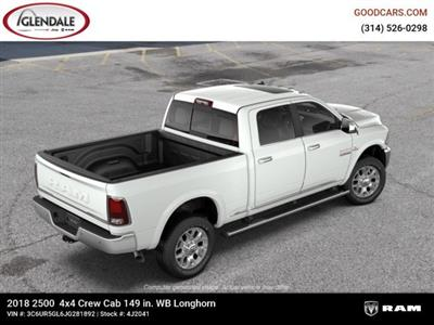 2018 Ram 2500 Crew Cab 4x4,  Pickup #4J2041 - photo 9