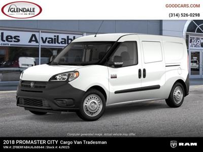 2018 ProMaster City FWD,  Empty Cargo Van #4J9025 - photo 1