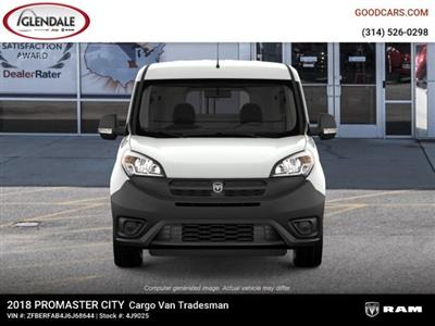 2018 ProMaster City FWD,  Empty Cargo Van #4J9025 - photo 3