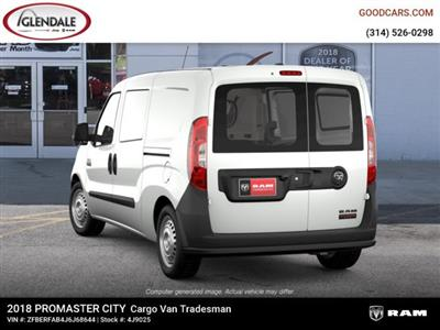 2018 ProMaster City FWD,  Empty Cargo Van #4J9025 - photo 2