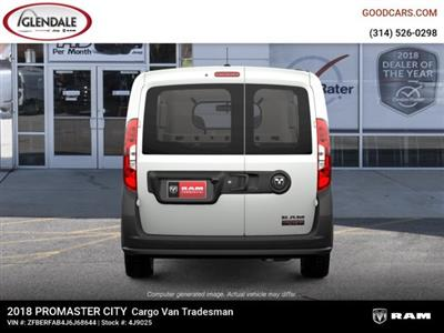2018 ProMaster City FWD,  Empty Cargo Van #4J9025 - photo 6