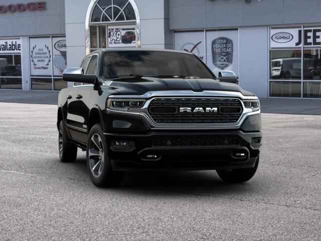 2019 Ram 1500 Crew Cab 4x4,  Pickup #4K1001 - photo 13