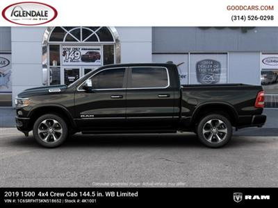 2019 Ram 1500 Crew Cab 4x4,  Pickup #4K1001 - photo 5
