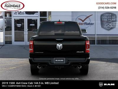 2019 Ram 1500 Crew Cab 4x4,  Pickup #4K1001 - photo 7