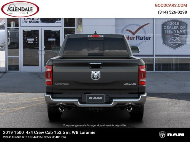 2019 Ram 1500 Crew Cab 4x4,  Pickup #4K1014 - photo 13