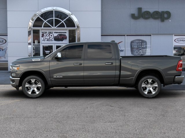 2019 Ram 1500 Crew Cab 4x4,  Pickup #4K1014 - photo 8