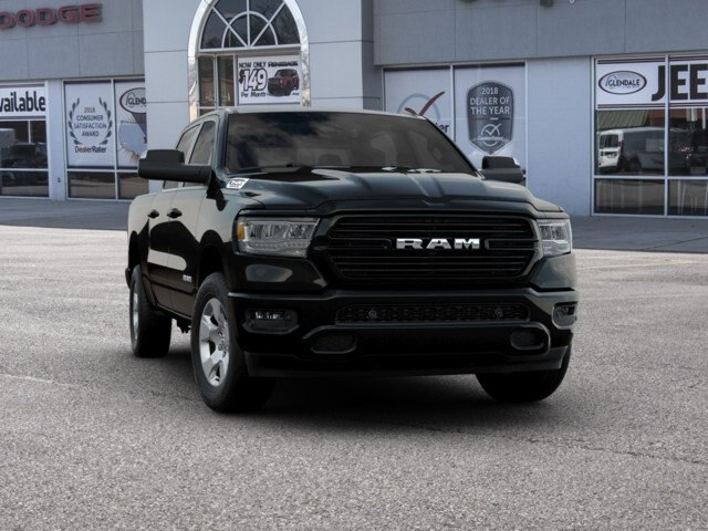 2019 Ram 1500 Crew Cab 4x4,  Pickup #4K1031 - photo 12