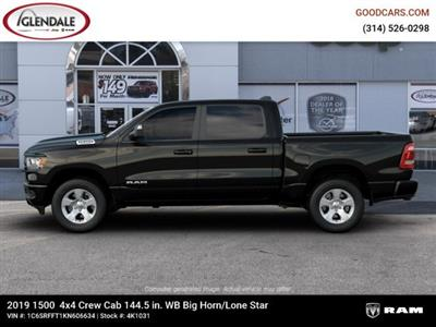 2019 Ram 1500 Crew Cab 4x4,  Pickup #4K1031 - photo 5