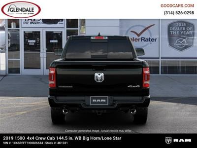2019 Ram 1500 Crew Cab 4x4,  Pickup #4K1031 - photo 7
