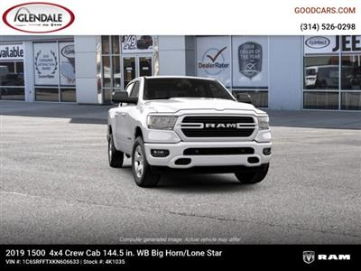 2019 Ram 1500 Crew Cab 4x4,  Pickup #4K1035 - photo 12