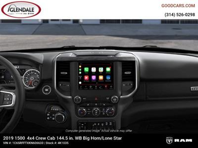 2019 Ram 1500 Crew Cab 4x4,  Pickup #4K1035 - photo 13
