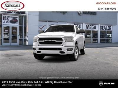 2019 Ram 1500 Crew Cab 4x4,  Pickup #4K1035 - photo 4
