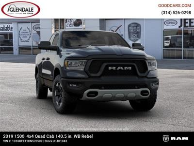 2019 Ram 1500 Quad Cab 4x4,  Pickup #4K1043 - photo 13