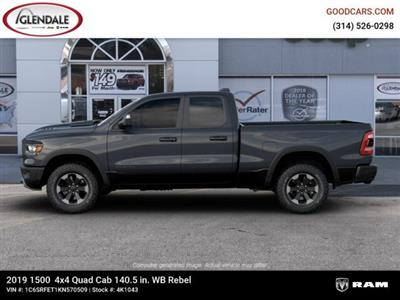 2019 Ram 1500 Quad Cab 4x4,  Pickup #4K1043 - photo 5