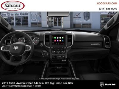 2019 Ram 1500 Crew Cab 4x4,  Pickup #4K1047 - photo 17