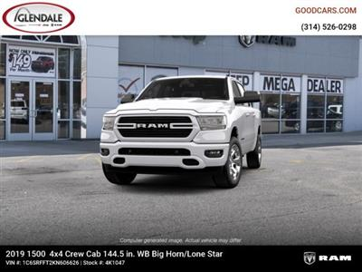 2019 Ram 1500 Crew Cab 4x4,  Pickup #4K1047 - photo 4