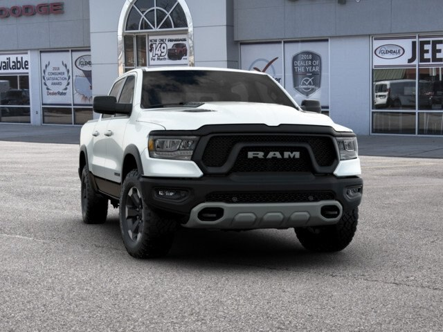 2019 Ram 1500 Crew Cab 4x4,  Pickup #4K1076 - photo 12