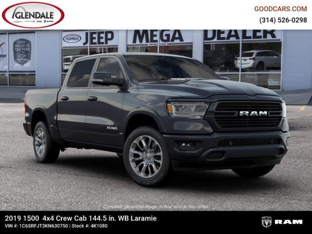 2019 Ram 1500 Crew Cab 4x4,  Pickup #4K1080 - photo 11