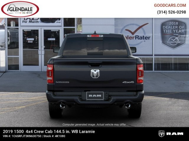 2019 Ram 1500 Crew Cab 4x4,  Pickup #4K1080 - photo 7