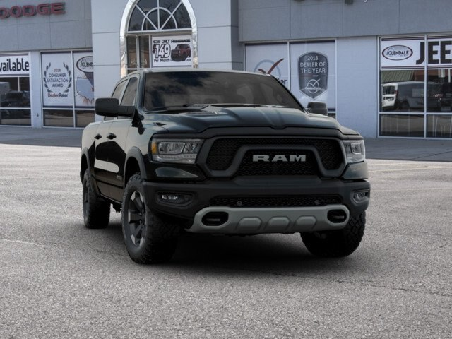 2019 Ram 1500 Crew Cab 4x4,  Pickup #4K1091 - photo 12