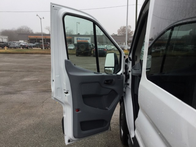 2018 Transit 350 Med Roof 4x2,  Passenger Wagon #A05095 - photo 9
