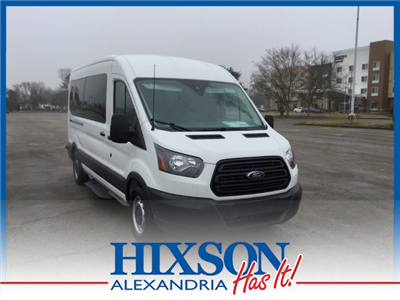 2018 Transit 350 Med Roof 4x2,  Passenger Wagon #A05095 - photo 1